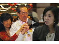香港準特首唐英年 承認感情出軌