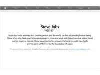 快訊/蘋果創辦人賈伯斯去世 得年56歲
