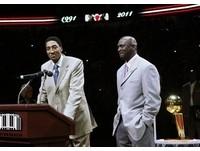 NBA/堅持立場 皮朋:詹姆斯數據未來將更勝喬丹