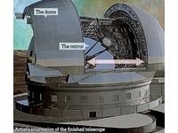 探測外星人 智利沙漠將建世界最大天文望遠鏡