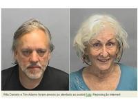 「我正在搞這小妞!」71歲老婦與54歲男車震被捕