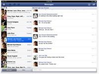 千呼萬喚始出來 iPad版臉書終於推出