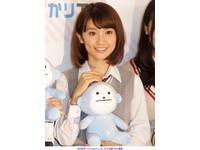 AKB48大島優子拍寫真 慘遇羊駝射尿