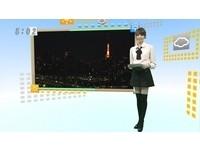 日本「天氣姊姊」石田紗英子 甜美播報就是晴天!