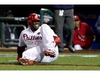 MLB/費城人霍華德左腿開刀 明年開季確定缺陣