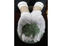 南韓「骨灰琉璃珠」 將親人煉成五顏六色來紀念