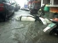 宜花東雨勢驚人 台東地區多出坍方