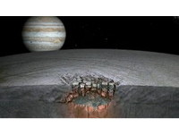 木星衛星「歐羅巴」含大量水 可能蘊含生命