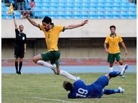 奧運男足/球員都想進國家隊 澳洲6球震撼香港