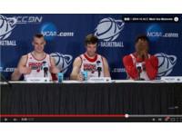 驚見「記者女神」 籃球員忘關Mic「悄悄話」被聽光