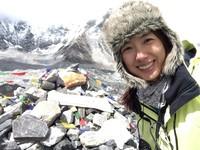 林可彤在喜馬拉雅山「拉屎」:自以為很隱密卻悲劇了~