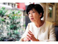 商業周刊/陳佩琪:肺腺癌擴散時 像有人掐著你的脖子