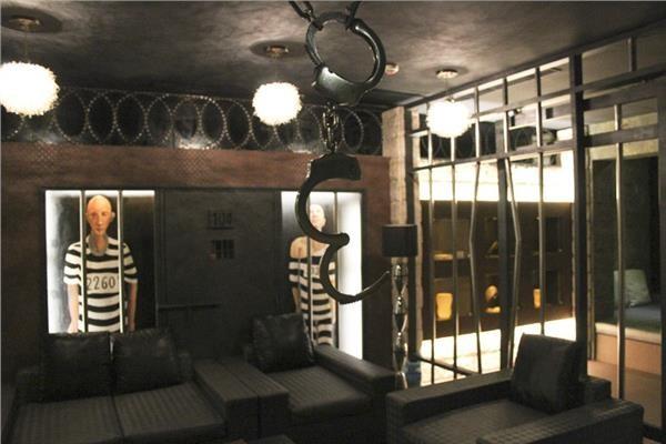 高雄,主題旅館,全裸,手銬,性愛,情侶,鑰匙