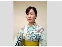 配合聲音變換表情 日本「正妹機器人」百貨內鞠躬接待