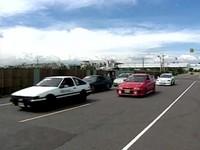 甩尾車AE86限量復刻 台灣車手一次訂4台