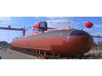 解放軍航向藍海! 江南造船廠影片曝光新型艦艇