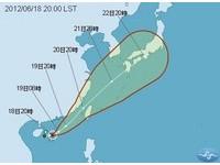 北北基桃協議 雨災、颱風同步停課又停班