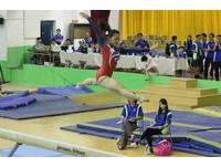 全大運/日本運動全能大學生 鈴木春奈練體操又會讀書