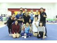 全大運/傳遞台灣民俗技藝 戲曲學院參賽體操新奇體驗