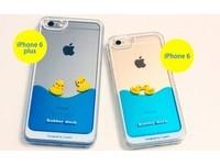 韓妞也愛用!黃色小鴨游來游去手機殼