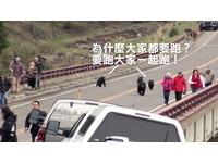 黃石公園遇到母熊帶3小熊 遊客奔逃、4熊跟著跑