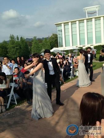28歲甜心主播嫁檢察官!朱芳君:這是我夢想中的婚禮_04