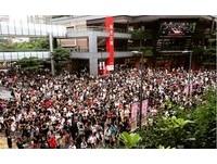 11代喬丹黑紅低筒復刻 3千人擠爆新光三越