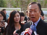 台灣執行長50強 第一名是郭台銘