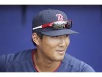 MLB/林哲瑄進40人名單 逃過離開紅襪麻煩