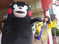 基隆市民注意! 熊本熊部長18、19日將在舊火車站現身