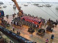 建國最嚴重船難 東方之星頭七《非誠勿擾》停播1天