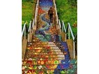 通往天國的階梯? 就在美國舊金山