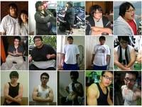 胖到147公斤睡壞兩張床! 鄭淳勵三年減75公斤變猛男