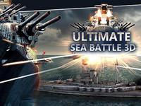 戰艦手遊《Ultimate Sea Battle3D》體驗海上戰場快感