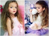 俄羅斯4歲小蘿莉超萌! 網友笑:阿姨都要閃邊了