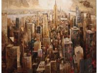 小喬/紐約漢普敦藝博會導覽系列之一