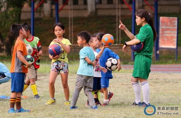 足球基層俱樂部發展好 呂昆錡:家長開始接受