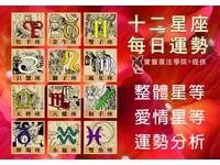 【寶靈老師】2016/10/13十二星座日運勢