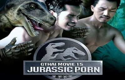 《侏羅紀世界》情慾版推出 小心「飢渴」的迅猛龍們