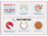 達美樂推「iPad自製披薩」服務 想吃自己動手做!