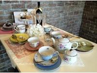 送禮給新人 浪漫午茶餐具優雅實用