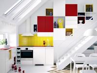 IKEA新廚房系列 可組合千種不同廚櫃