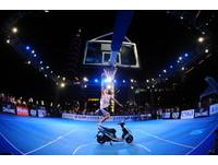 海碩盃三對三/SYMS.T.C.S灌籃大賽 飛躍機車嗨翻全場