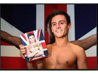 倫敦奧運最吸睛! 跳水美少男戴利征服英國女