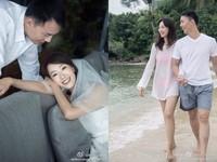 帥老公「超幸福舉動」慶結婚2週年 人妻陸明君被逗樂了
