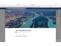 APP01/Facebook Note網誌大改造 將甩掉難用負評