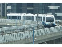 快訊/北捷文湖線列車驚傳出現燒焦味 200乘客換車