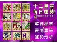 【寶靈老師】2016/10/12十二星座日運勢