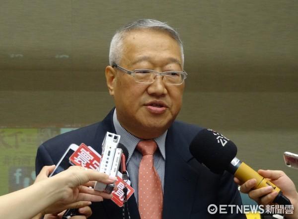 ▲電機電子公會理事長郭台強。(圖/記者林信男攝)