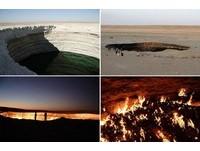 40年不滅! 「地獄之門」火焰比奧運聖火更持久